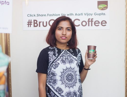 Bru Gold Coffee at Lakmé Fashion Week