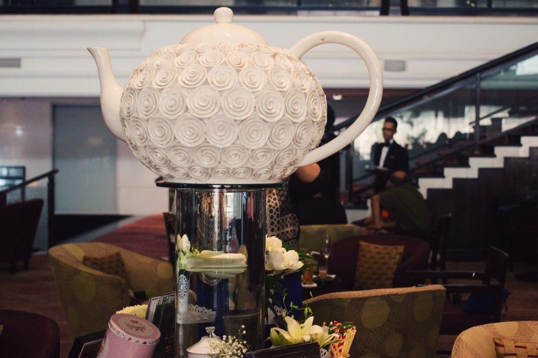 Bandra Hi Tea at Taj Lands End