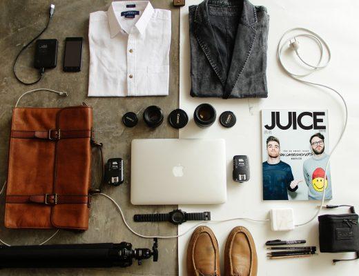 Men's Wardrobe Basics