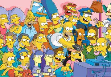 Vatican Simpsons