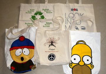 tote bag collection