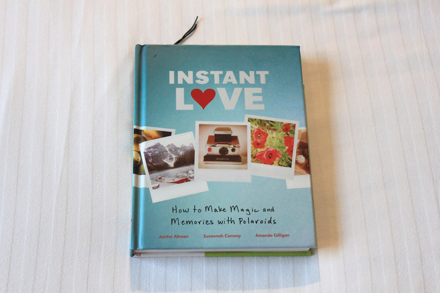 Instant Love Book