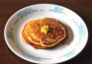 old fashion pancakes recipe