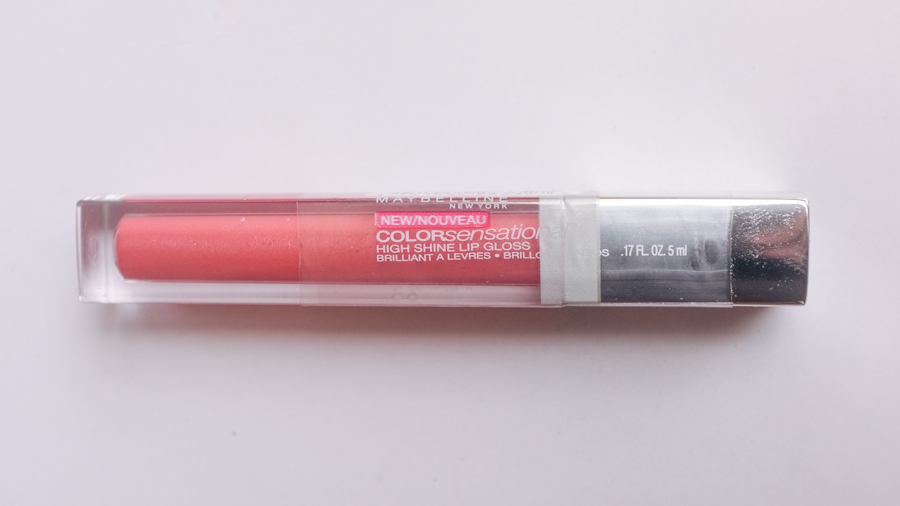 Maybelline Gloss - One Shine Day