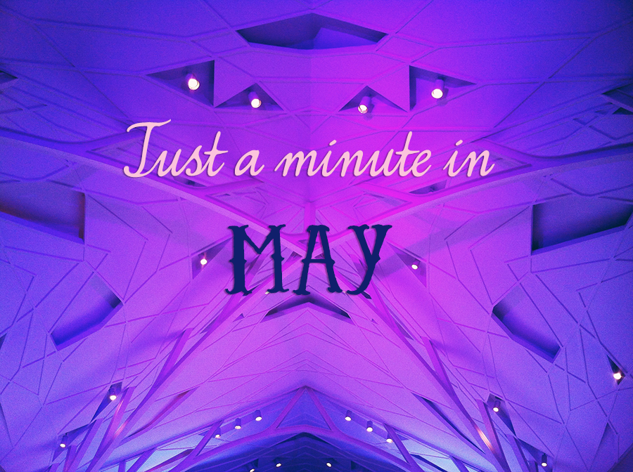 Just A Minute in May 2013