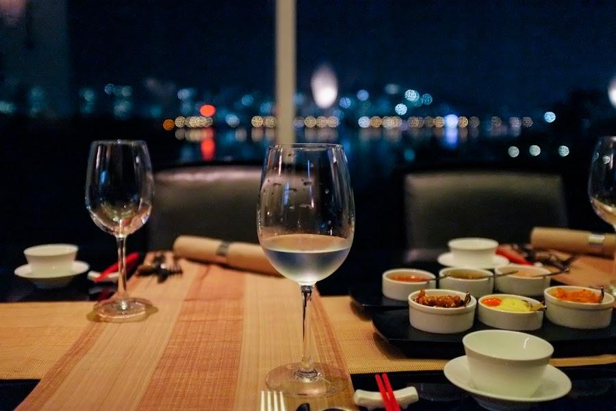 Dinner at Renaissance Powai