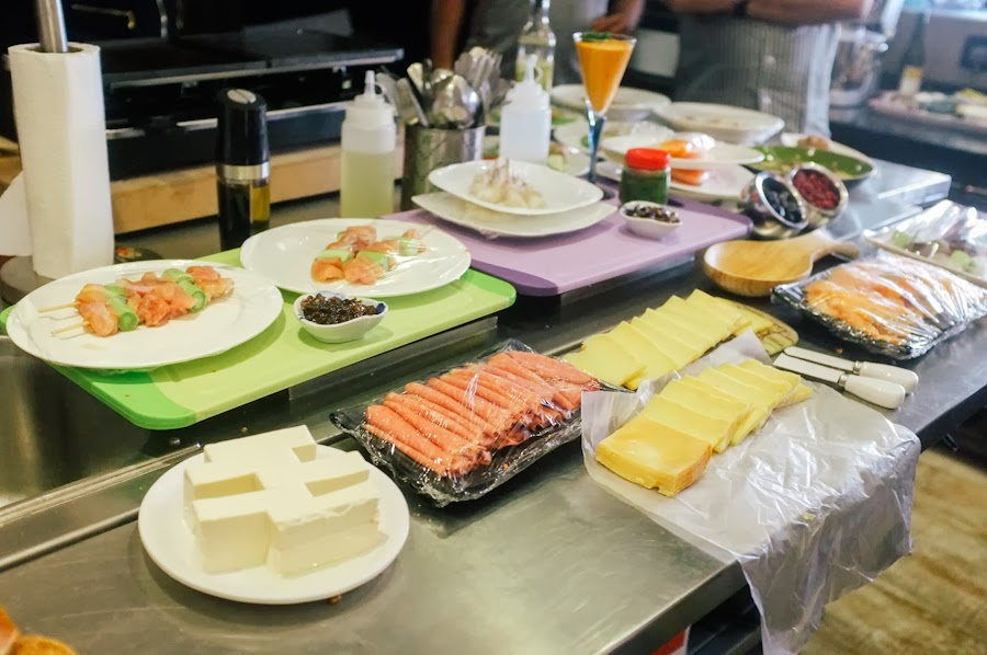 Raclette India