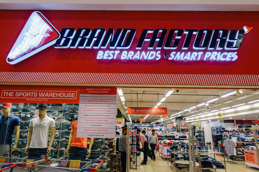 Brand Factory denim