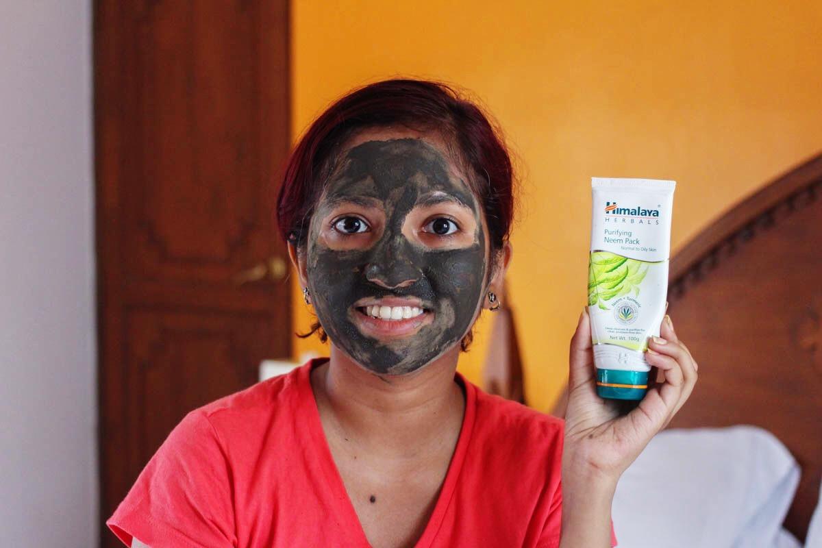 Himalaya Neem Face Pack
