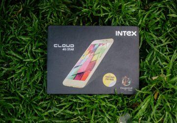 Intex Cloud 4G