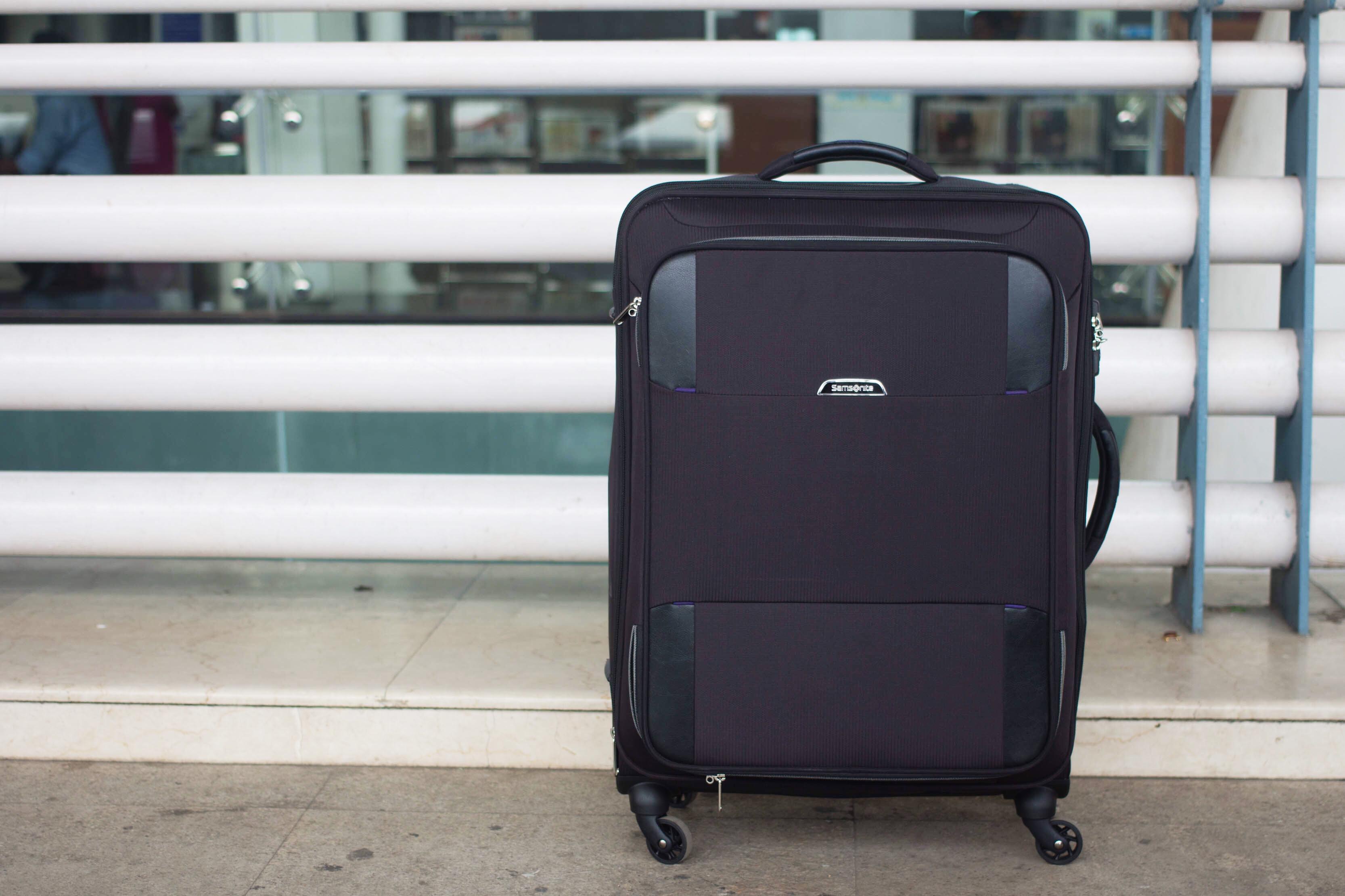 Samsonite Vox Suitcase