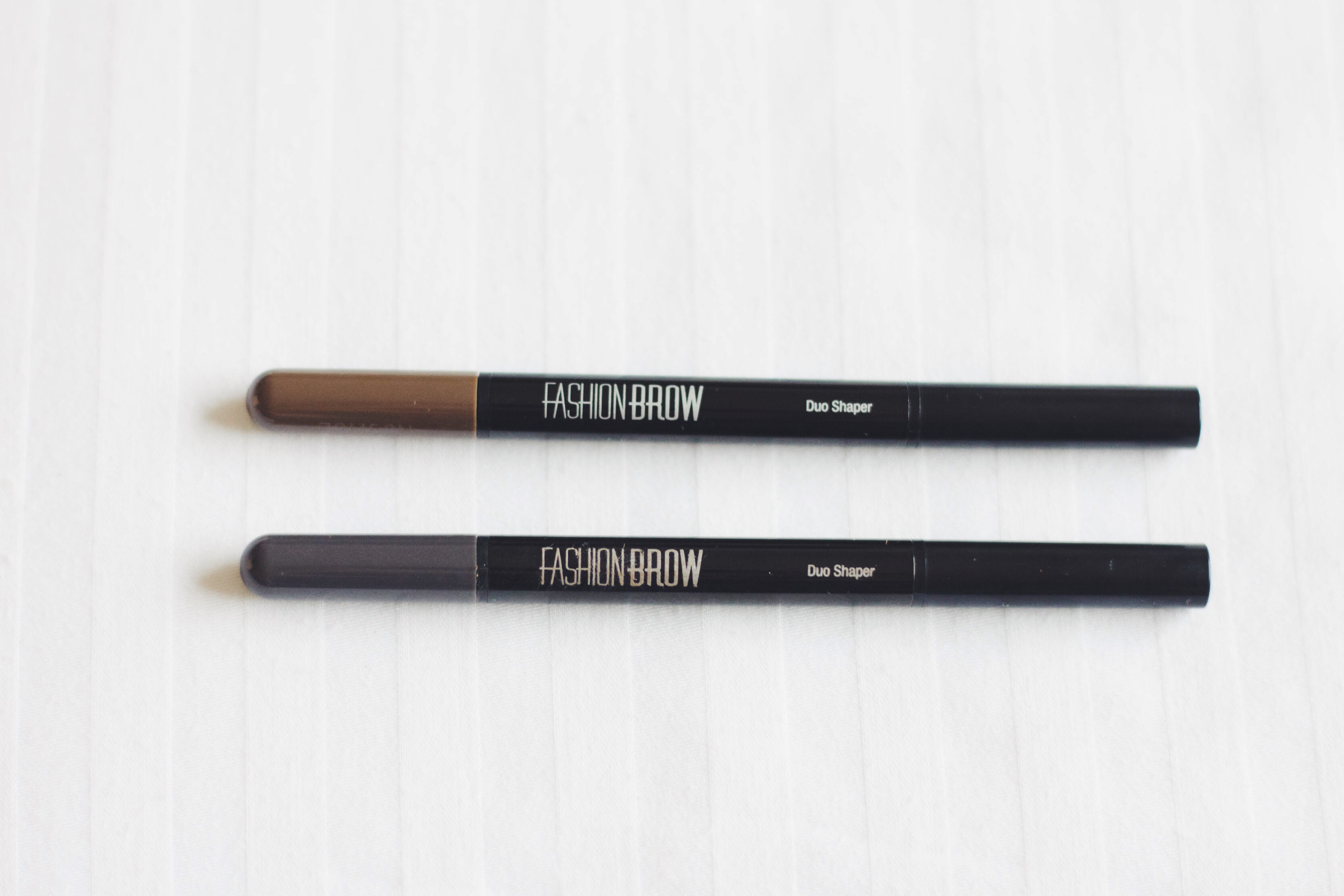 Maybelline Fashion Brow Duo Shaper India Review