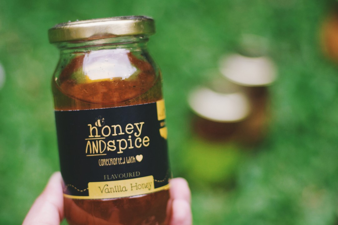 Indian Raw Honey