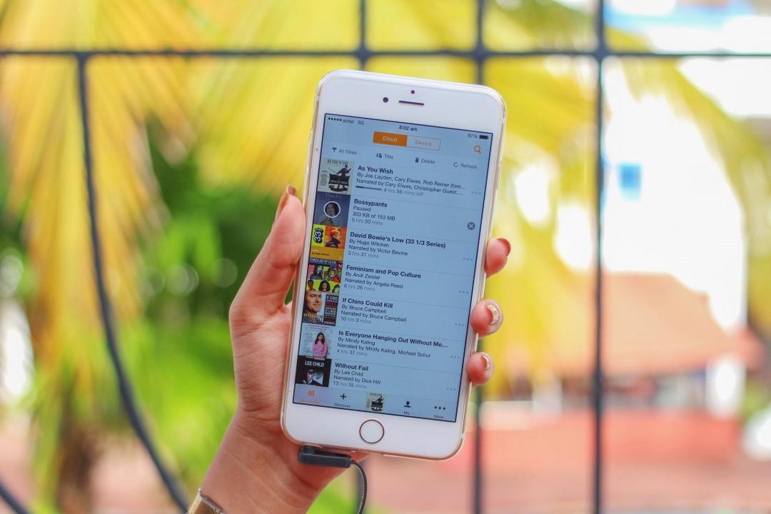 The Audiobook Addiction, Sudio Klang Earphones, Audible