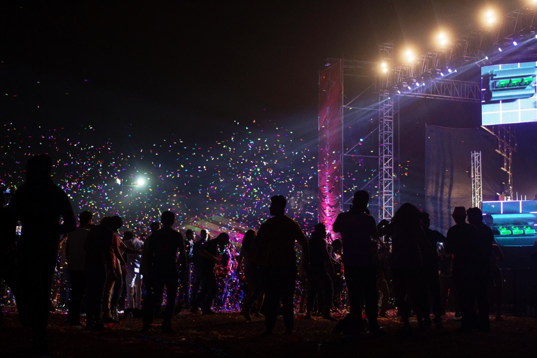 Enchanted Vallery Carnival 2015, Aamby Valley, EVC