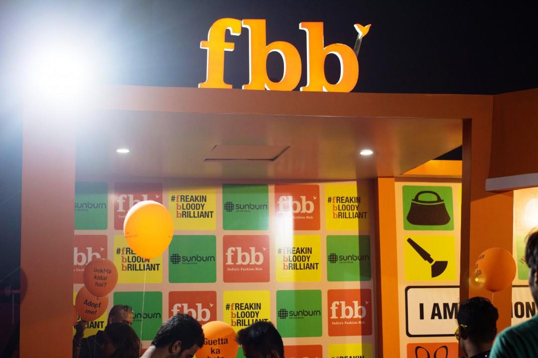 Road trip with fbb to Sunburn Goa