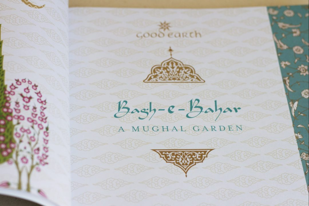 Good Earth Bagh-e-Bahar Adult Colouring Book