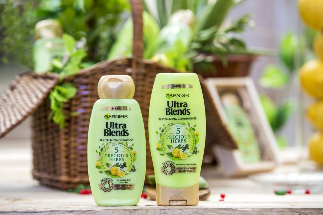 Garnier Ultra Blends