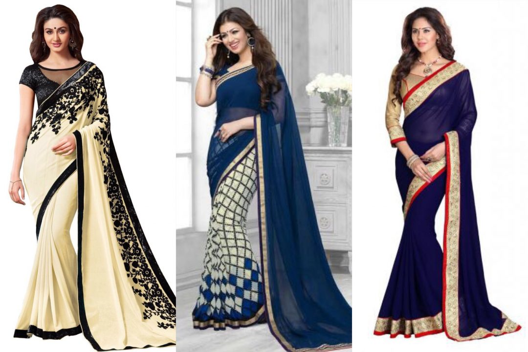 Shopping for Sarees on Craftsvilla