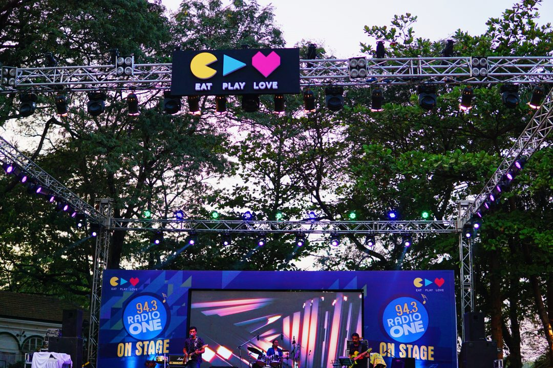 Maruti Suzuki Braking Point Café at Eat Play Love | Eat Play Love Food & Music Festival Mumbai Stage