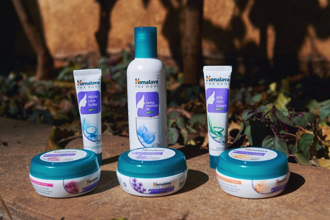 Himalaya For Moms | Body and Nipple Care