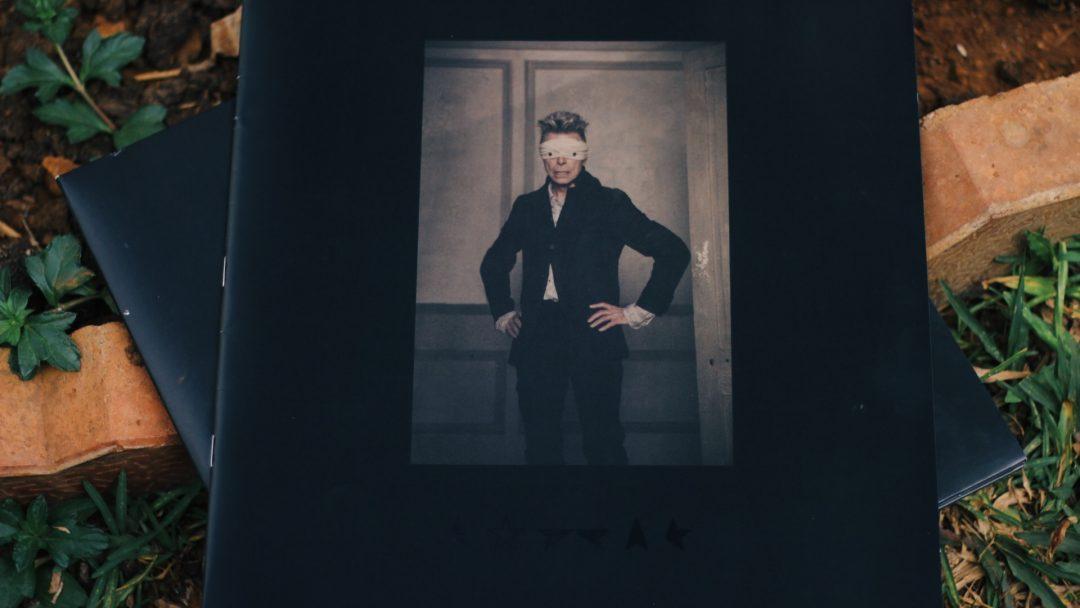 Goodbye 2016   David Bowie Blackstar vinyl