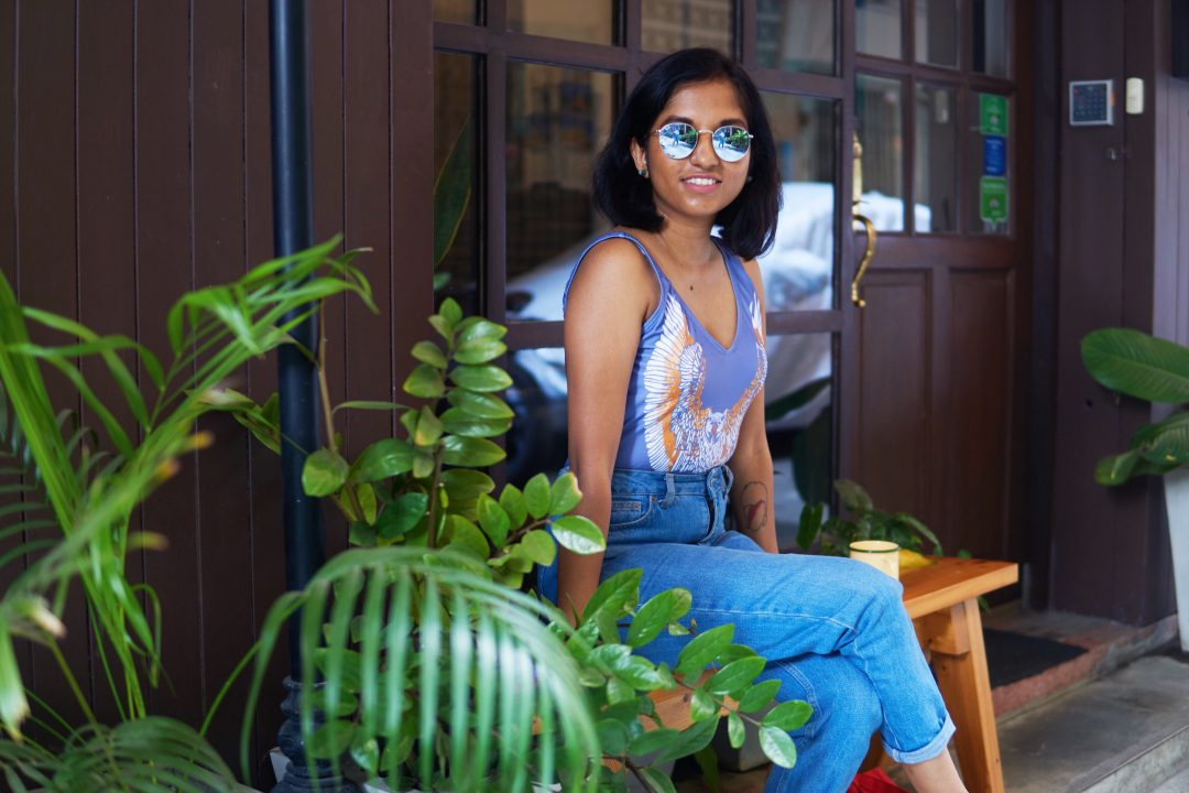 Bangkok Fashion Lookbook | Chatuchak Market