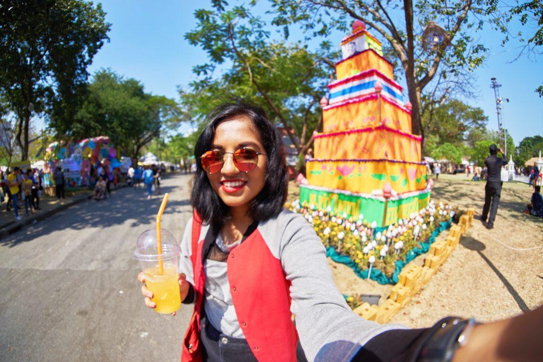 Bangkok Fashion Lookbook   Bangkok Tourism Festival, Lumpini Park