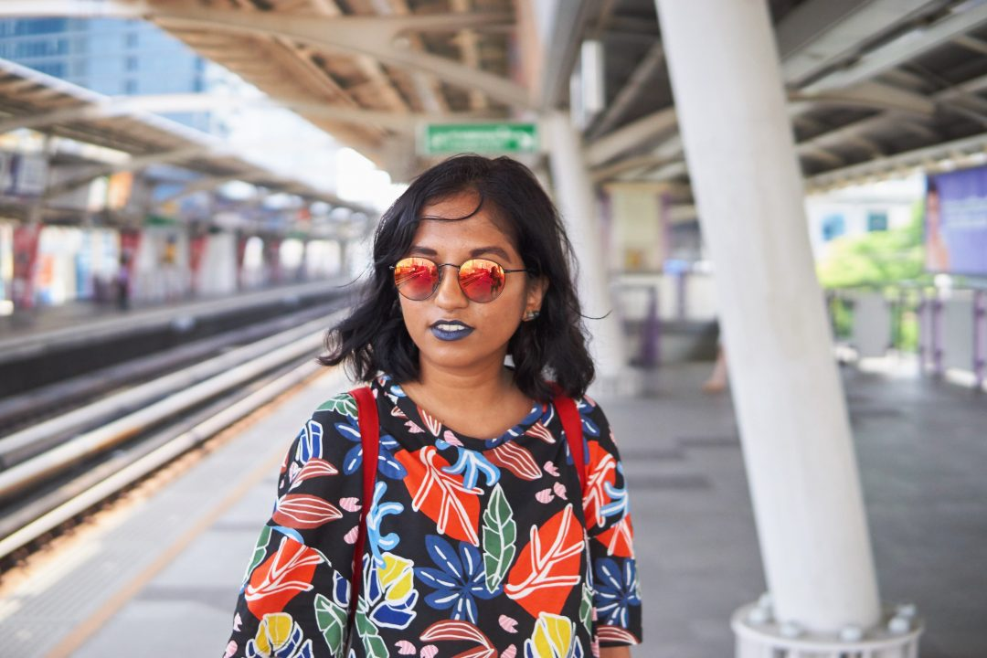 Bangkok Fashion Lookbook | BTS Station