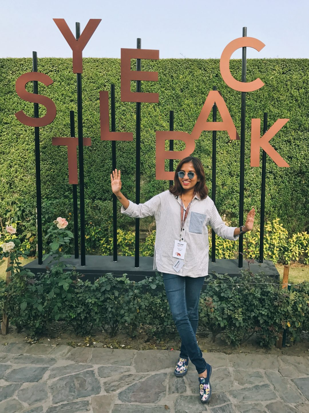 Looking Back | March 2017 | Magali in Delhi | TATA Tigor Launch