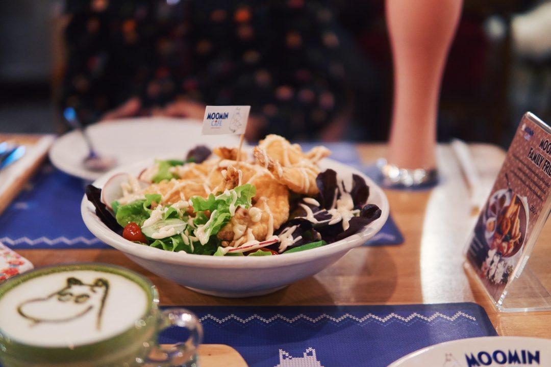 Moomin Cafe Bangkok