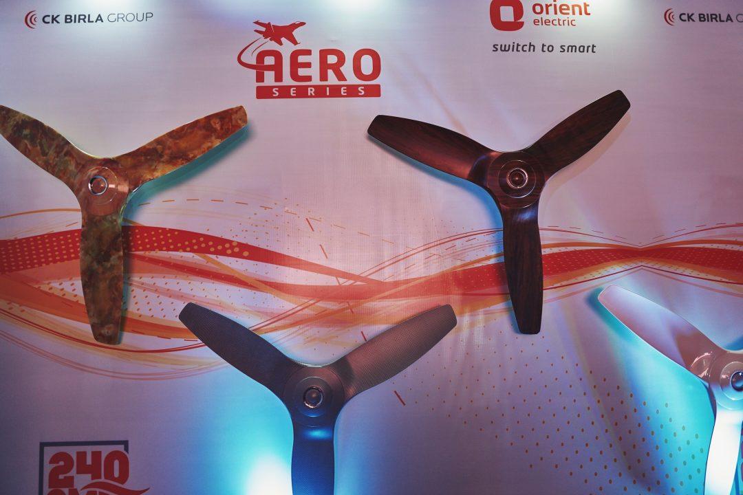 Orient AeroStorm