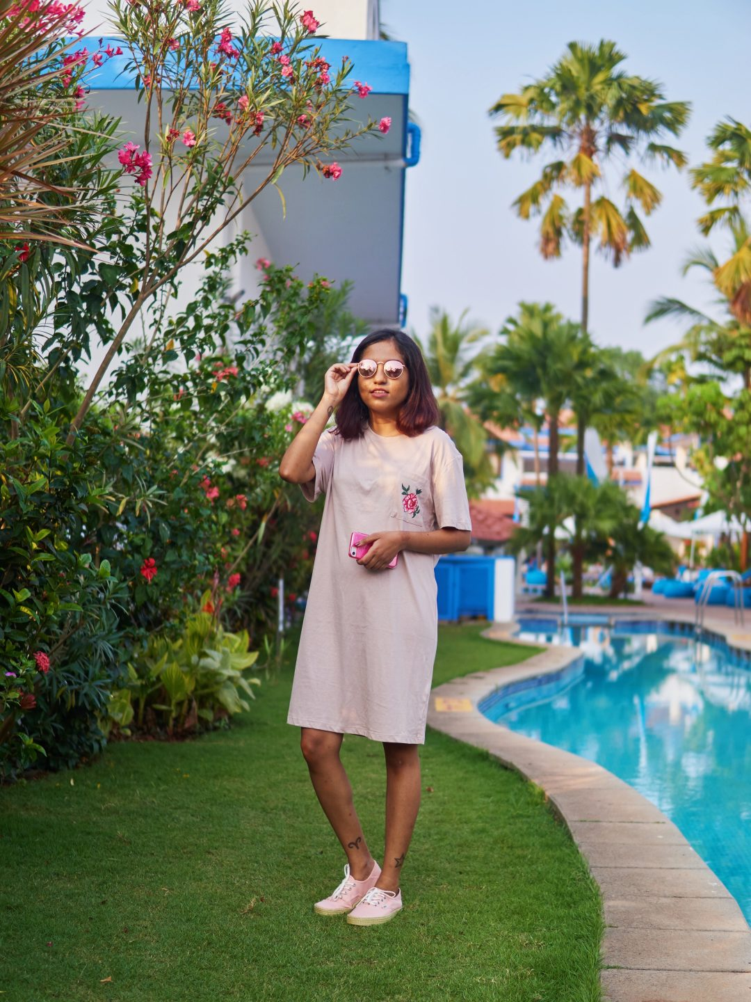 March Bloom - Indian Streetstyle Look | Mumbai Fashion Blogger Magali Vaz
