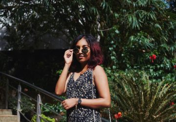 Gilded Sparkle | What I Wore | Black & Gold