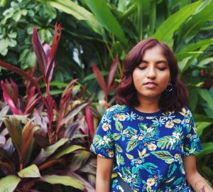 blend in | a laidback tropical vacation look