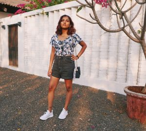 summer dreams ootd | indian fashion blogger